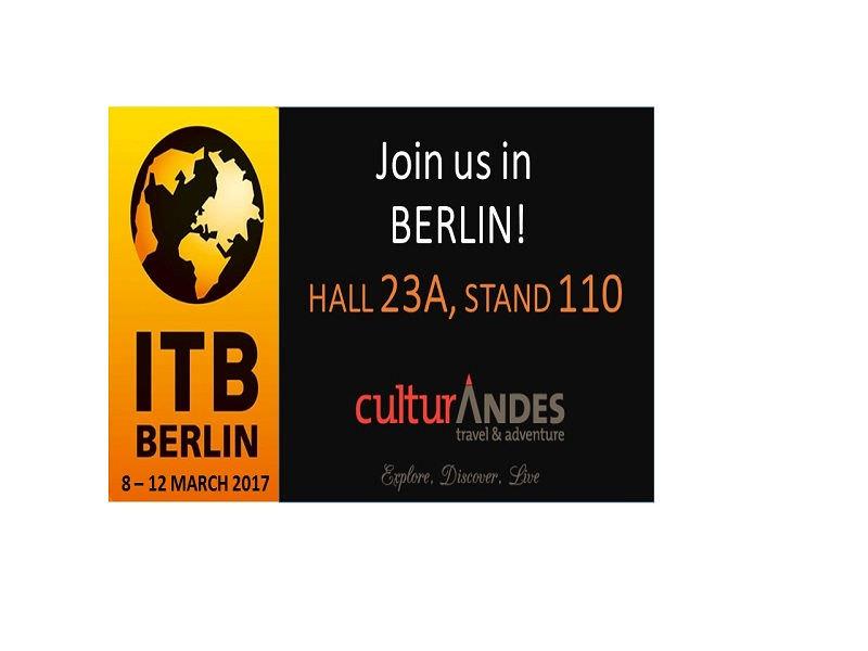 ITB BERLIN 800x600 - Culturandes present at ITB Berlin!