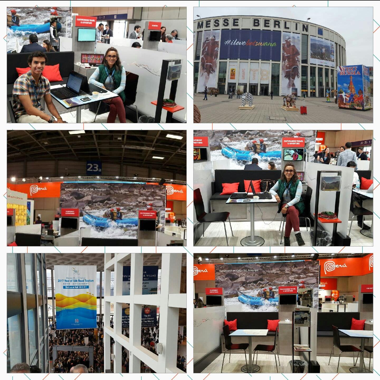 CULTURANDES IN BERLIN - Peruvian presence impacted at the ITB Berlin fair
