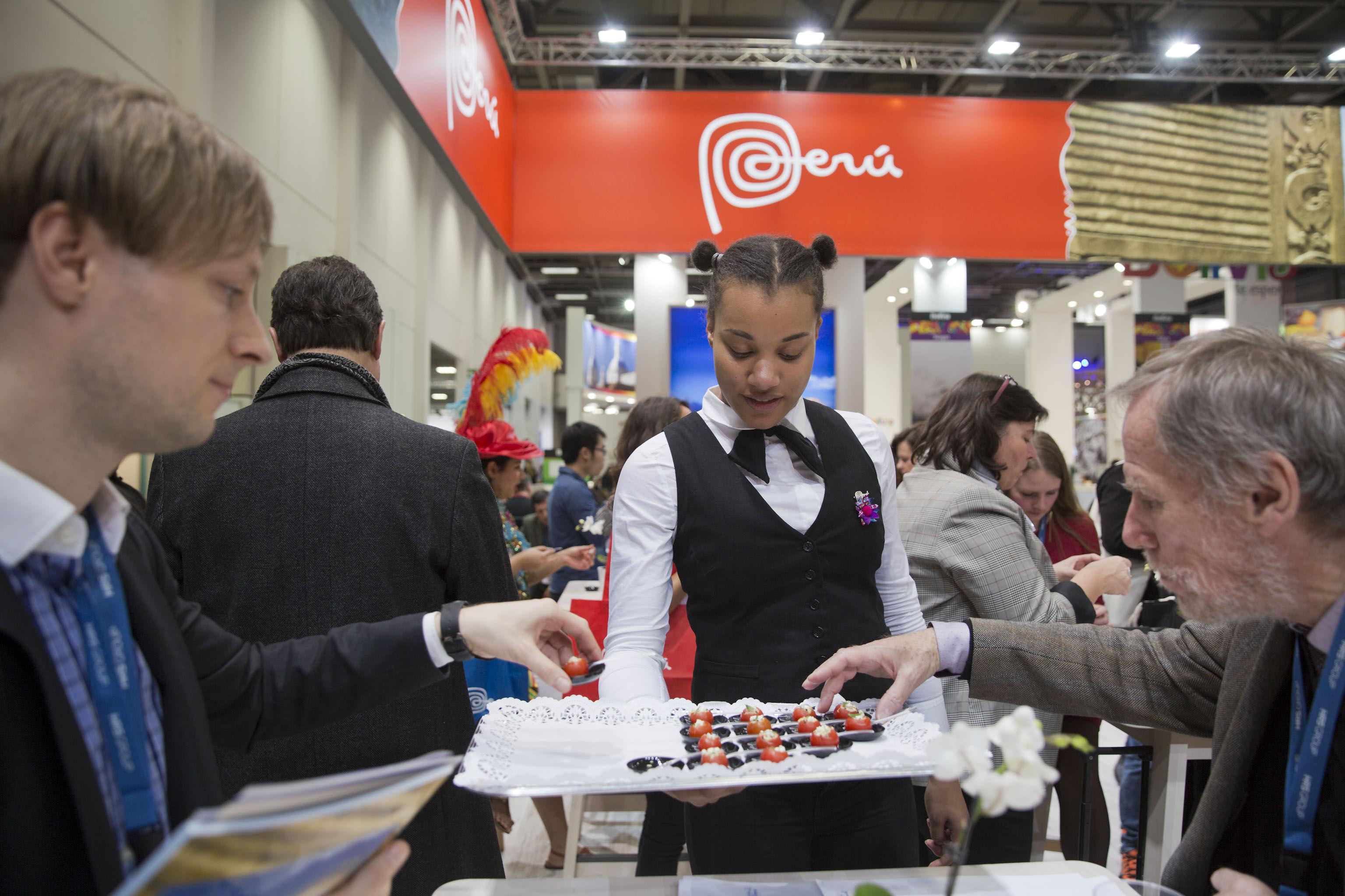 ITB3 - Peruvian presence impacted at the ITB Berlin fair