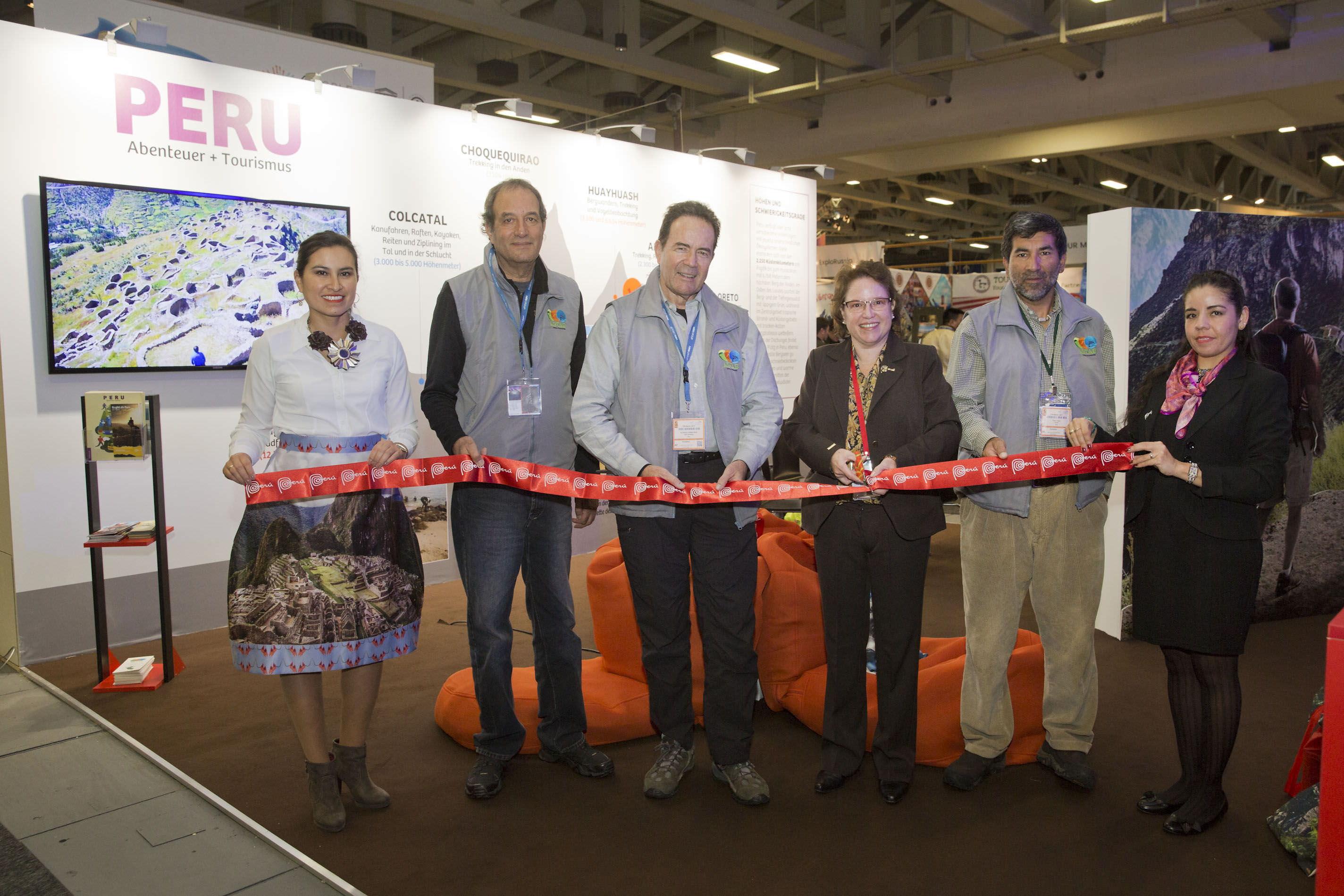 ITB4 - Peruvian presence impacted at the ITB Berlin fair
