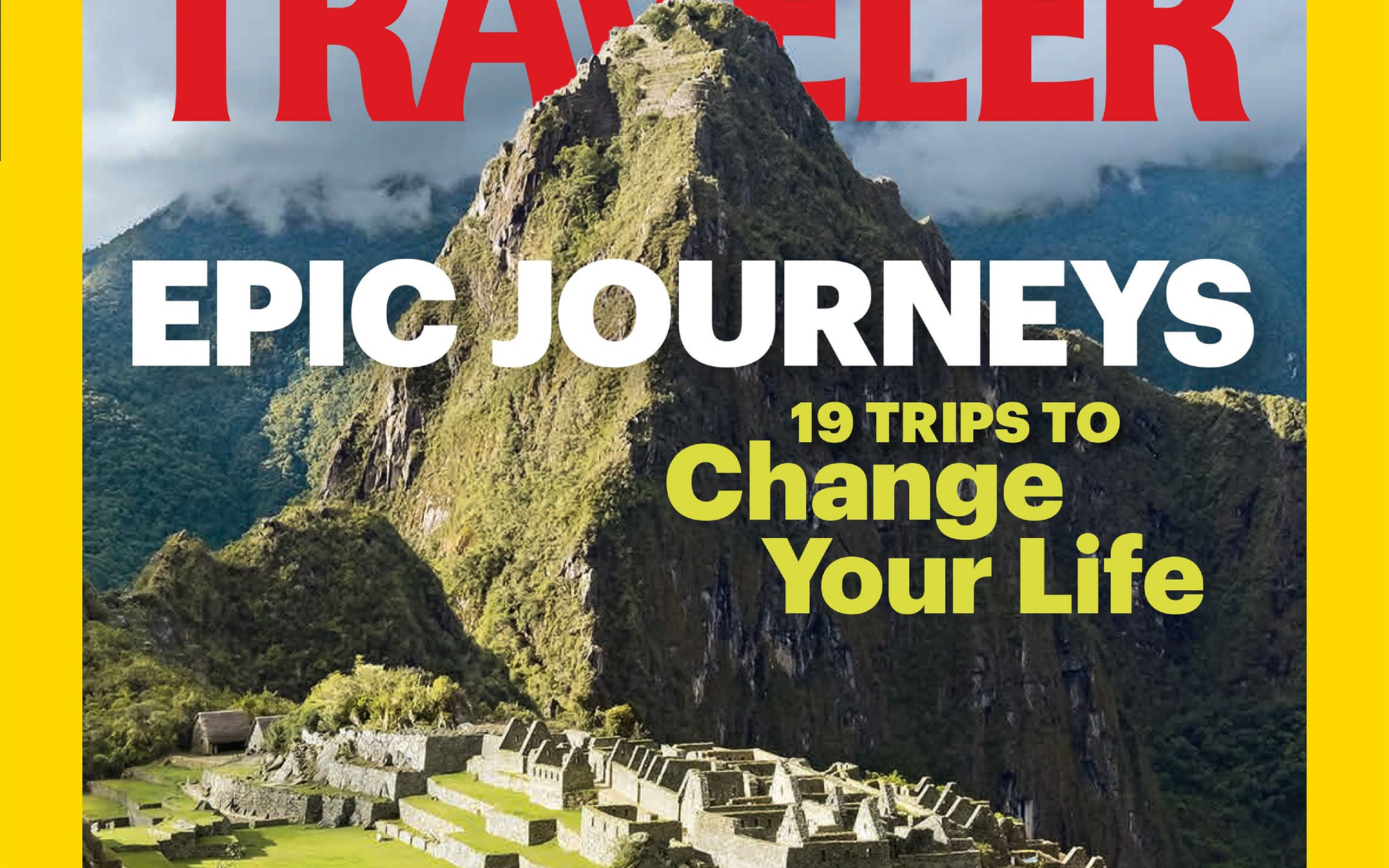 a23203cb202095be748315456996679f 1 - Peru: Machu Picchu shines in National Geographic cover