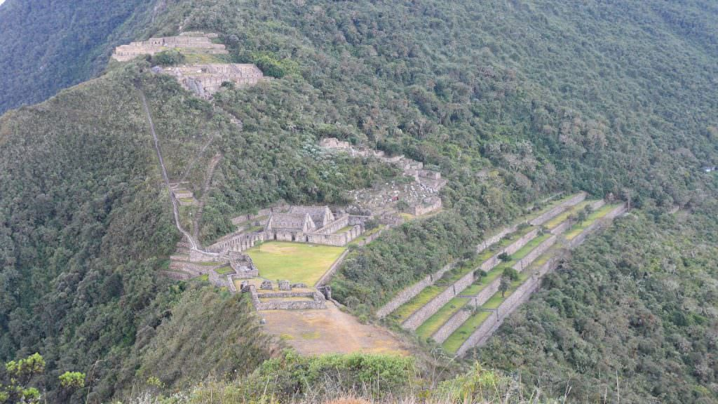 FEATURED CHOQUEQUIRAO TREK 1024x576 - THE INCA TRAIL & THE BEST OF CUSCO