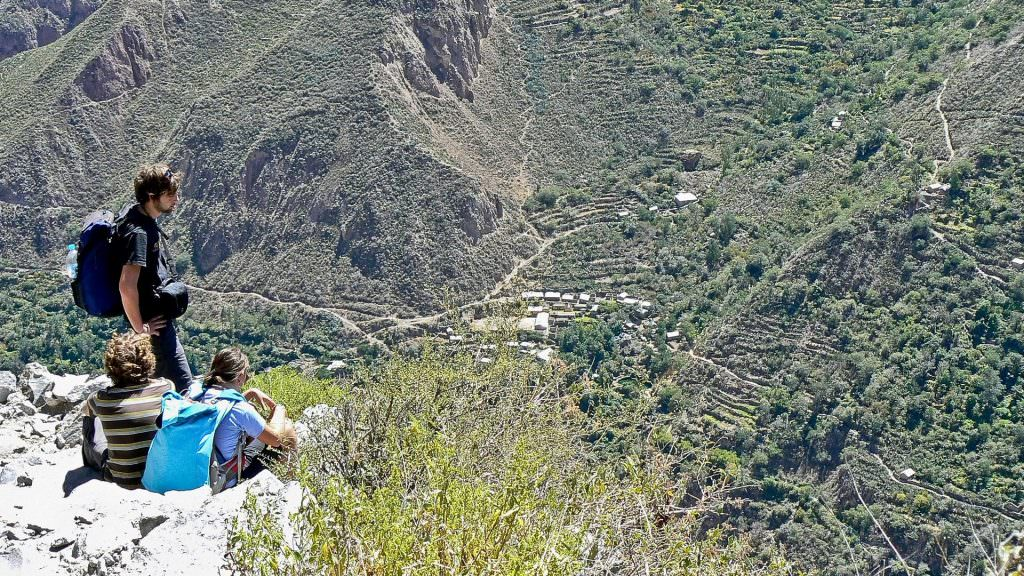 FEATURED COLCA CANYON TREK 1024x576 - THE INCA TRAIL & THE BEST OF CUSCO