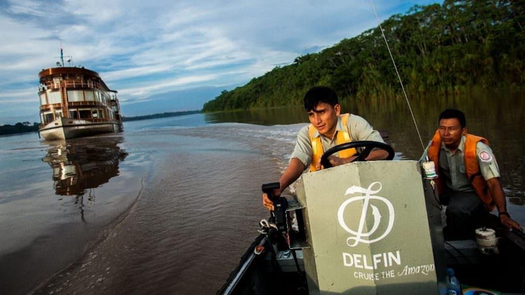 FEATURED EL DELFIN CRUISE 1024x576 - EL DELFIN I - CRUCERO DE LUJO EN LA AMAZONIA