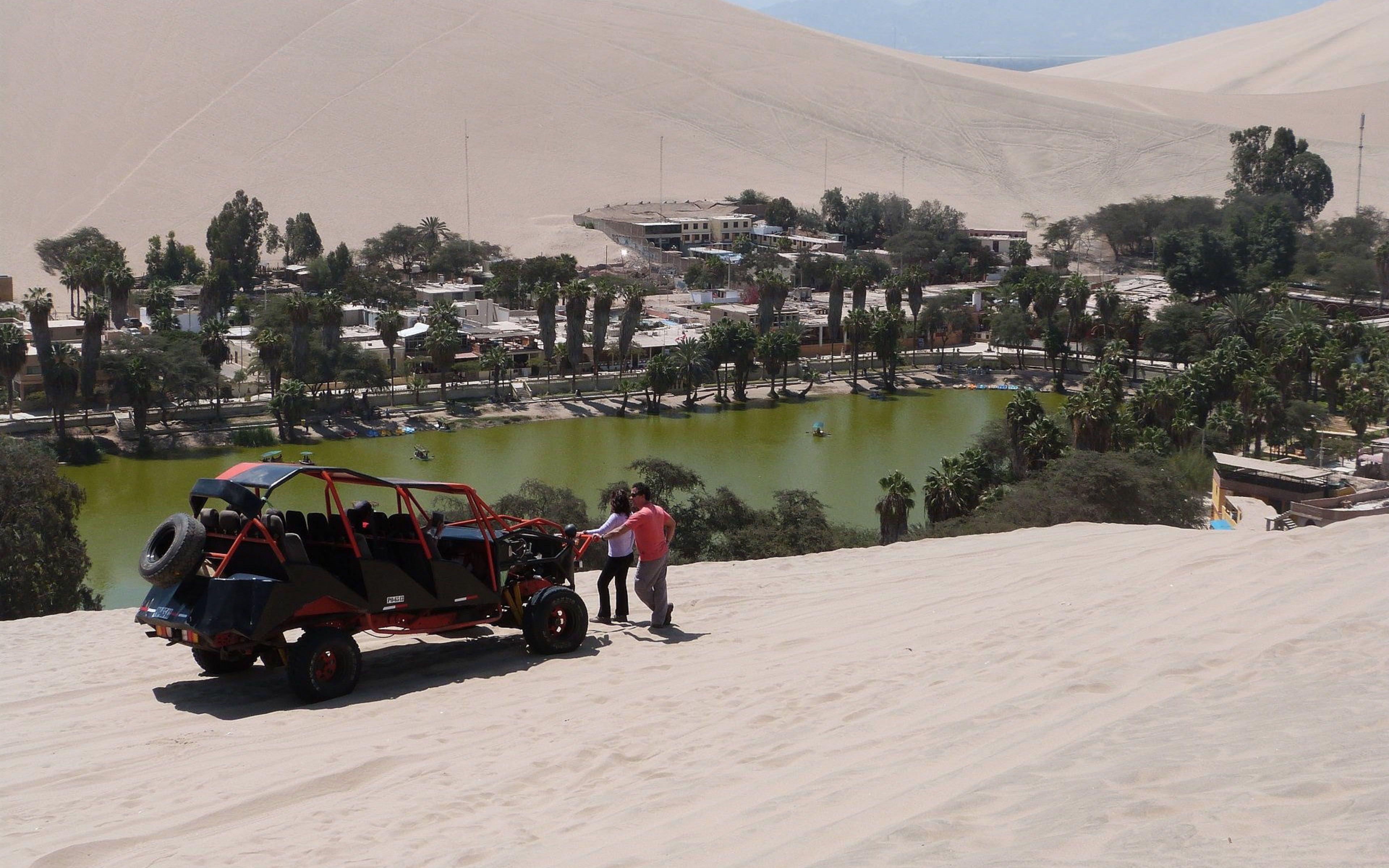 FEATURED ICA - Ica & Huacachina