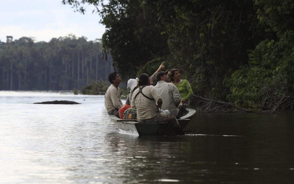 FEATURED TAMBOPATA 1024x640 - Reserva Nacional de Tambopata