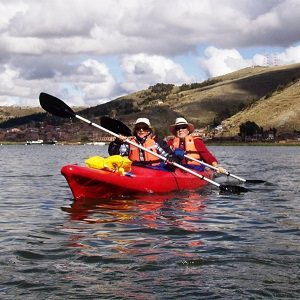 KAYAK 4 - MILLENARY LAND AND OUTSTANDING NATURE