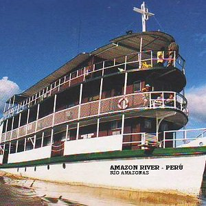 amazon luxury cruise - ABRA MALAGA BIRDWATCHING (ES)