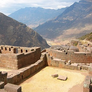 archaeological 1 - Arequipa & Colca Canyon