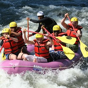 rafting - Cusco & Valle Sagrado